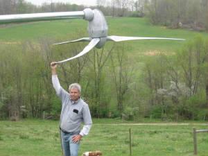 Greg Courtney, owner windturbinesofohio.com